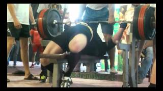 Sergey Konovalov 320 kg @ 93 NO lift
