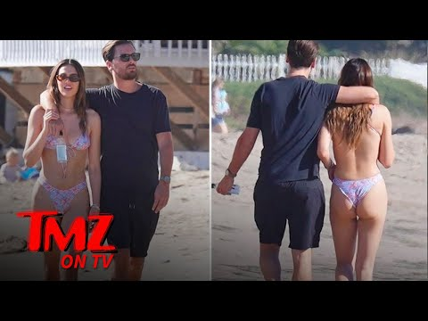 Scott Disick Hits the Beach with 19-Year-Old Amelia Hamlin | TMZ TV
