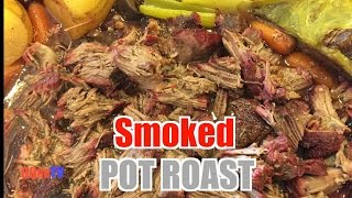 Smoked Pot Roast Recipe