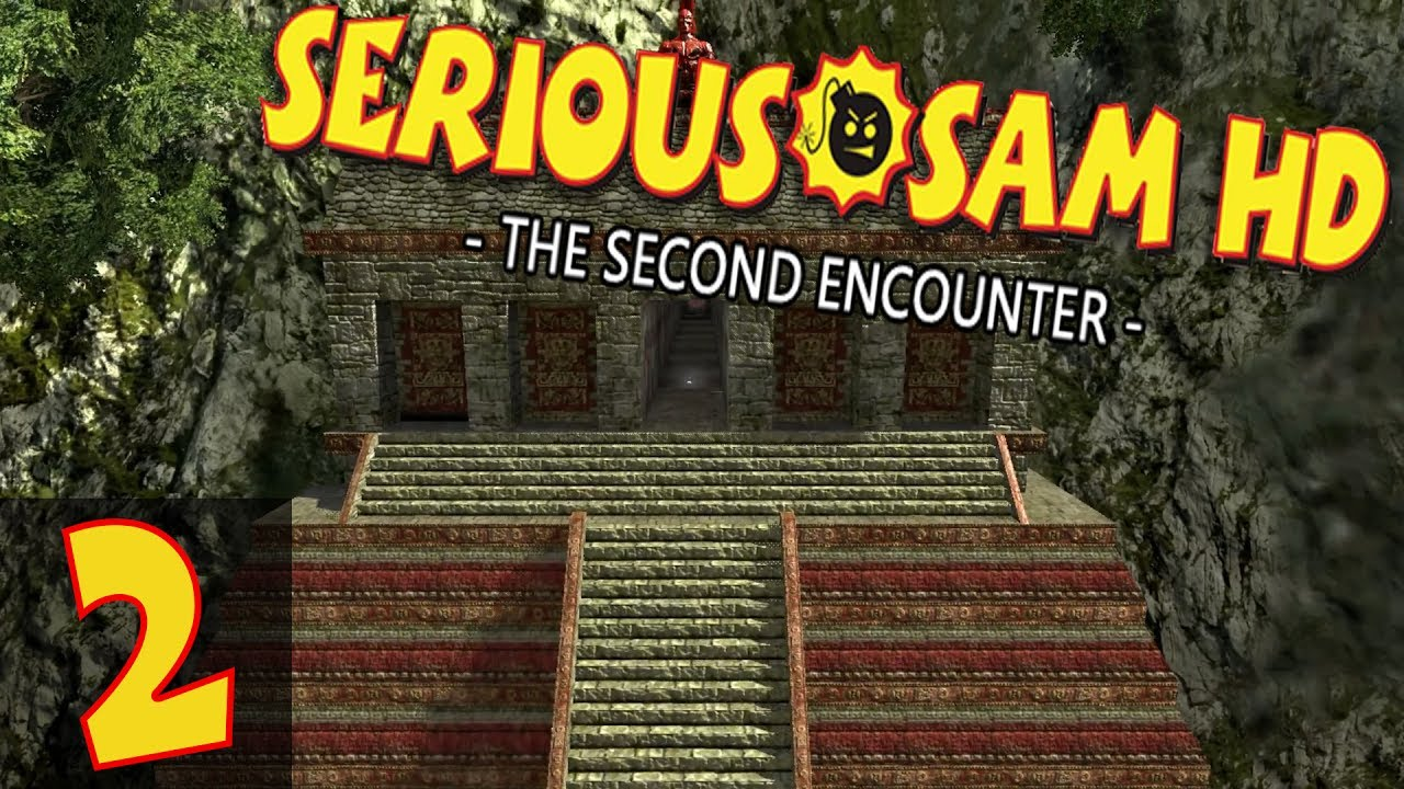 NEW GUNS AND TERRIBLE PUNS | Ep  2 | Serious Sam HD: The Second Encounter