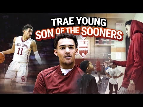 Trae Young Opens Up On His Journey From HS To College: