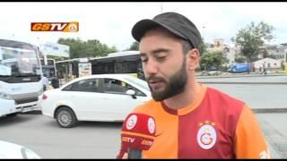 FUTBOL | Olcan Adın ilk kez Galatasaray formasını giydi