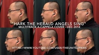 "A-cappella Cover: ""Hark The Herald Angels Sing"" 7 Dec 2014"
