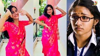 Raveena Daha Cute Dance 💗 | Siriki Siriki Vantha Song, Ratsasan | #Shorts