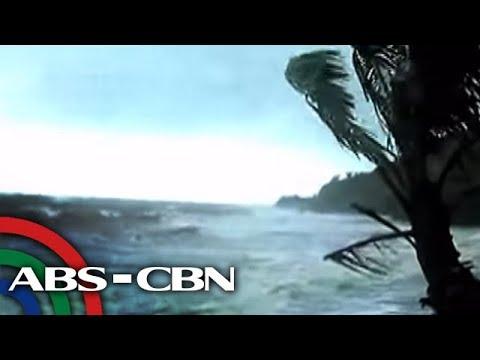 TV Patrol: 'Maring', nagdulot ng baha at landslide nang mag-landfall sa Mauban, Quezon