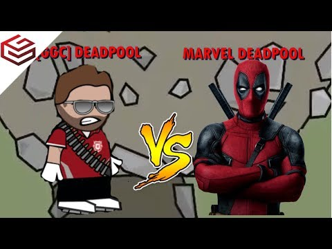 DA2 MiniMilitia GGC Deadpool vs MARVEL Deadpool
