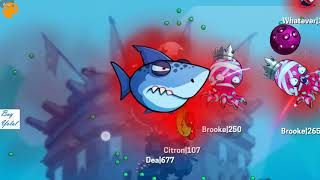 Eatme.io Did you see that fish?
