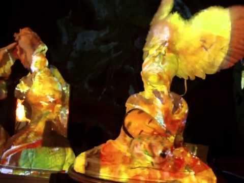 Per Kramer skulpturer ved Hans Krull