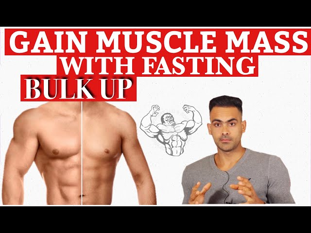 Intermittent Fasting and More Muscle Mass Gain | Bulk Up | Deep info by Harry Mander