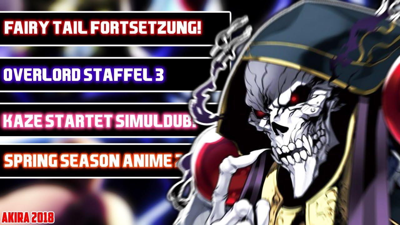 Overlord STAFFEL 3 AB JULI 2018