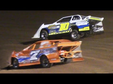 Super 6 Late Model Feature | Tyler County Speedway | 6-1-19