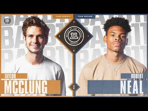 BATB 11 | Taylor McClung vs. Robert Neal