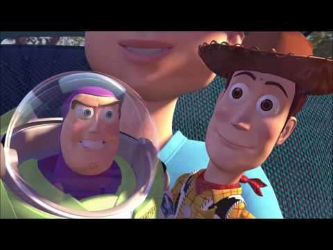 Toy Story (1995) - Final Scene 1080p