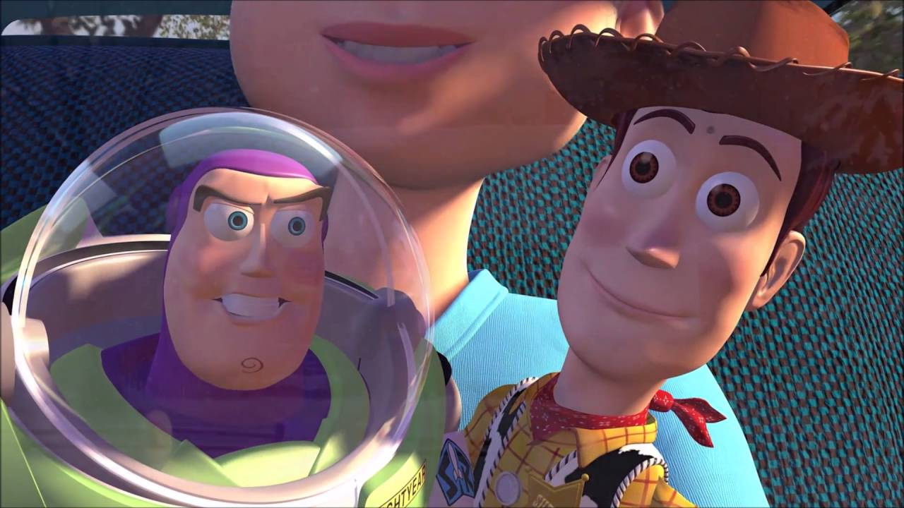 Toy Story 1995 Final Scene 1080p Youtube