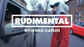 Rudimental with.. Dan Caplen