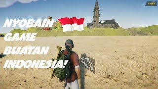 NYOBAIN GAME BUATAN ANAK INDONESIA  Evil Force Alpha Gameplay