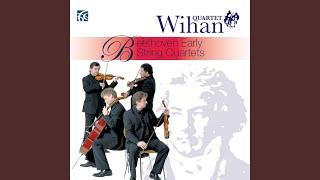 String Quartet in G Major, Op. 18, No. 2: IV. Allegro molto quasi presto