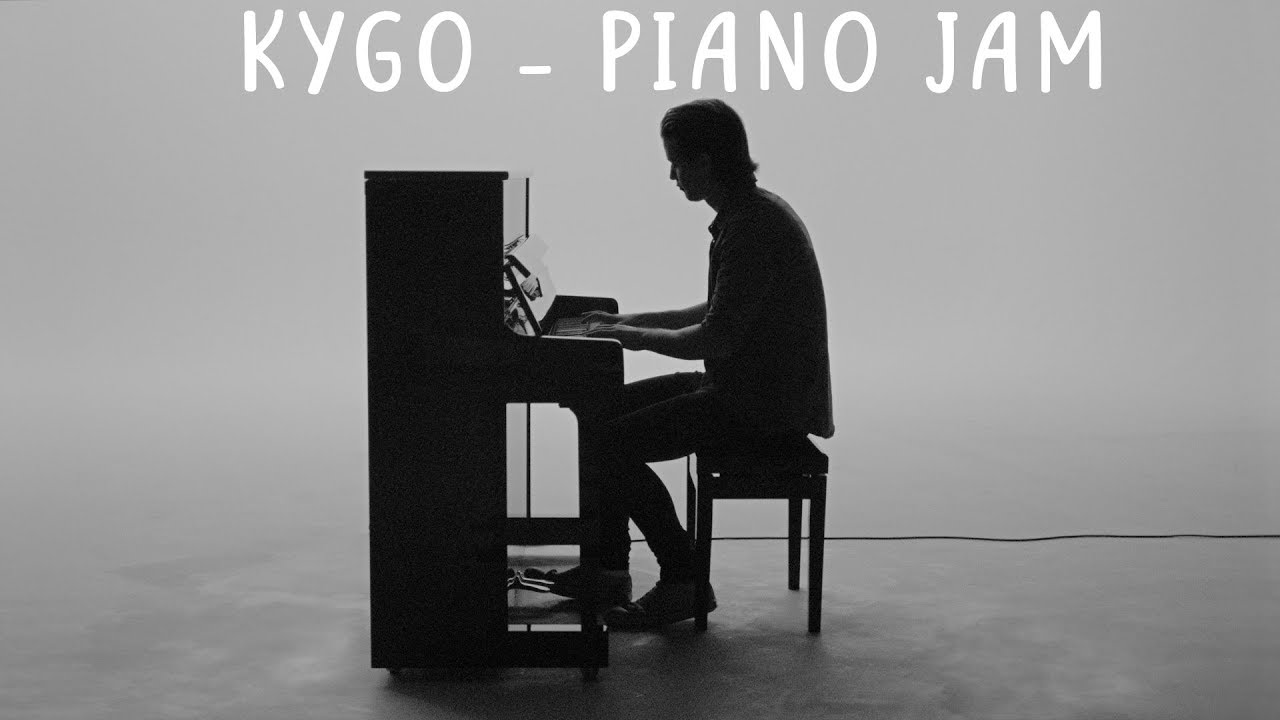Kygo  Piano Jam For Studying and Sleeping1 HOUR 2021