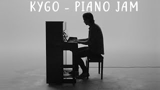 Kygo - Piano Jam For Studying and Sleeping[1 HOUR] [2020]