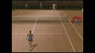 Smash Court Tennis 3 Sony PSP Trailer -