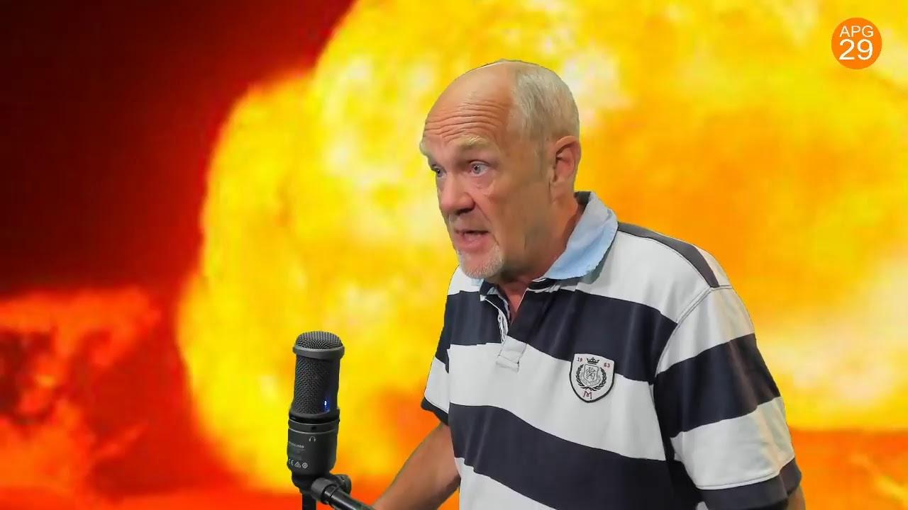 Var beredd - profetiskt med Holger Nilsson