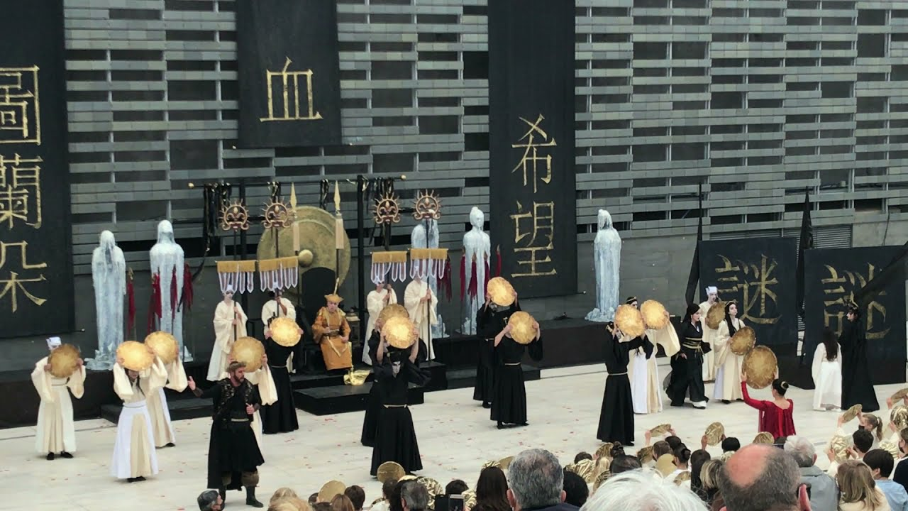 Straniero, Ascolta - TURANDOT / Teatro del Maggio Fiorentino / Elina Ratiani
