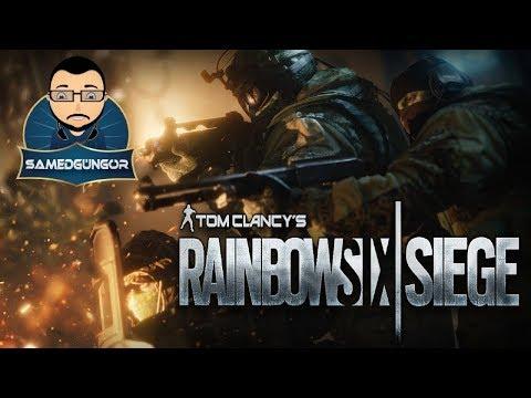 TOŞPİLLİ TAKIM VE NOOB BABUŞ / Rainbow Six Siege Türkçe Multiplayer - Bölüm 9