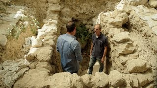 City of David Excavations Reveal 2,600 Year Old Jerusalem Artifacts