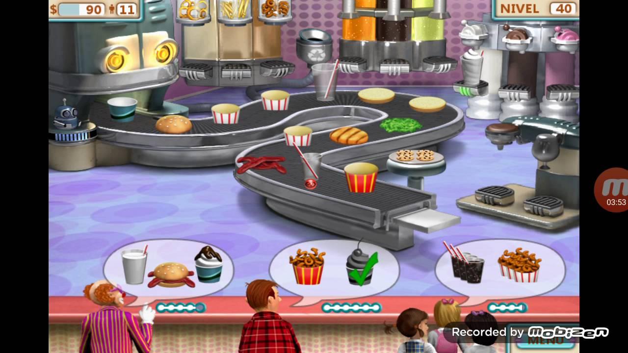 Burger Shop 3