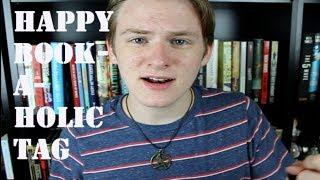 THE HAPPY BOOKAHOLIC TAG // GIVEAWAY Thumbnail