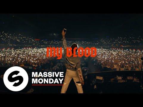 Смотреть клип Danny Avila - My Blood