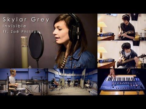 Skylar Grey   Invisible ft. Zoë Phillips