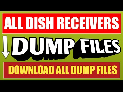 All Receivers Dump Files Download Links
