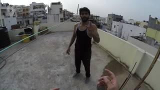 Паркур в Индии или Алладин жив - Приколы до слез
