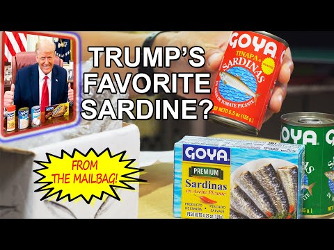 GOYA Sardines EXPOSED! | Canned Fish Files