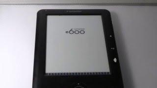 Прошивка читалки Digma e600