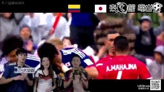 〈來T館 瘋世足〉 T館自製直播節目_日本 VS. 哥倫比亞