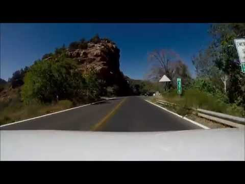 RT 89A Sedona to Flagstaff Arizona Uncut