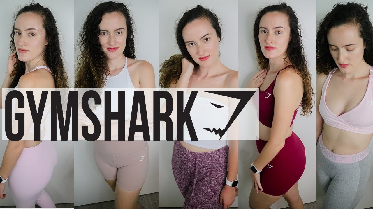 fa726fffc06 GYMSHARK Lookbook & Try-On | Dreamy + Slounge + Ombre Seamless Leggings & Essence  Bikini + More!