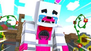 Funtime Foxy Fails At Party Games (Minecraft Fnaf Roleplay Adventure)