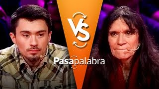 Pasapalabra | Nicolás Gavilán vs Sara Montecinos