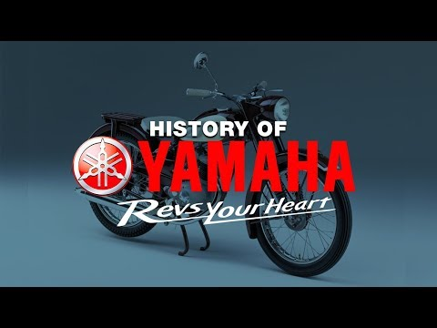History Of Yamaha | Yamaha 1955 To 2018 | MotorcycleDiaries.in |