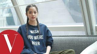 歐陽娜娜一輩子都忘不了的喜悅故事(名人說故事)|201801封面人物|Vogue Taiwan