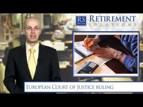 European Court of Justice ruling