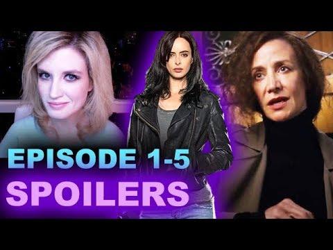 Jessica Jones Season 2 SPOILERS REVIEW