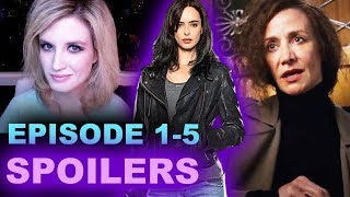 Jessica Jones Season 2 SPOILERS REVIEW