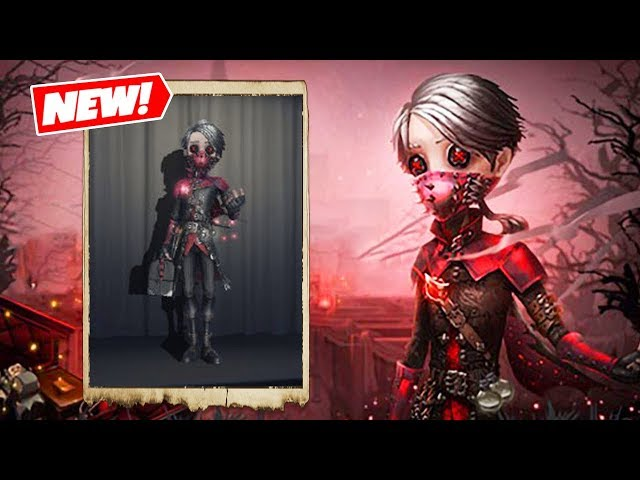 THIS IS IT! *NEW* - The Embalmer - Identity V