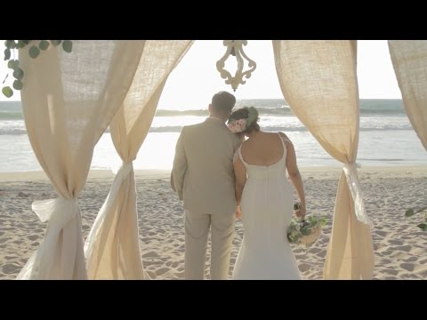 San Diego Beach Wedding, Dream Beach Wedding Nancy And Jorge