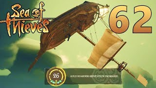 [62] Flipping The Ship! TWICE!!! (Sea Of Thieves Gameplay PC)