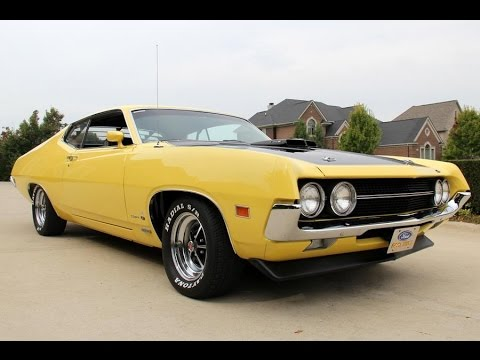 Ford Torino Cobra Jet  For Sale